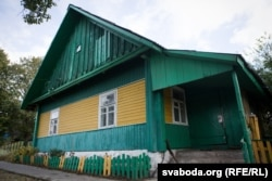 На месте дома, где провел детство Шимон Перес