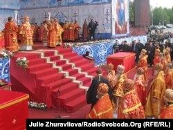Визит патриарха Кирилла в Харьков. 2011 год
