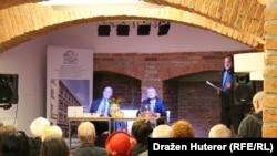 Sa promocije knjige, foto: Dražen Huterer