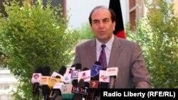 حمیدالله فاروقی رئیس پوهنتون کابل