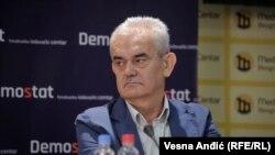 Dragan Janjić, urednik agencije Beta, i potpredsednika NUNS-a.
