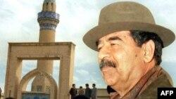 Sadam Husein, Tikrit, 1988.