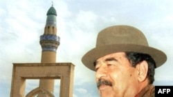 "Saddam Hussein: ""I have Iran on my border."""