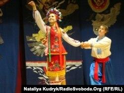 На українському концерті в Римі
