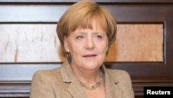 Германия канцлері Ангела Меркель.