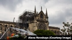 Katedralu Notr Dam 15. aprila je zahvatio ogroman požar