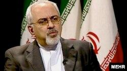 Министерот за надворешни работи на Иран, Џавад Зариф.