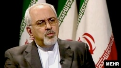Iranian FM Javad Zarif (file photo)