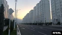 Aşgabat, mart, 2020