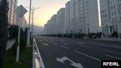 Bitarap Türkmenistan şaýoly, Aşgabat