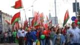 Belarus - Protests after presidential elections in Belarus. Minsk, 21Aug2020