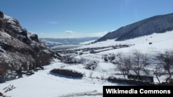 Տեսարան Լոռու մարզի Արդվի գյուղից