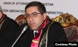 Buzurgmehr Yorov has denied any wrongdoing, saying his trial was politically motivated because he defended members of an opposition political party that was banned in 2015 as a terrorist organization.