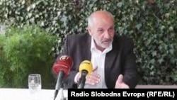 Дончо Танески, претседател на Хотелска асоцијација на Македонија.