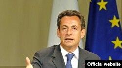 حزب نیکلا سارکوزی در انتخابات پارلمانی فرانسه از اکثریت برخوردار شده است