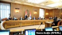 Vlada Srbije, ilustrativna fotografija
