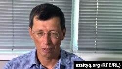 Ораз Жандосов, бывший председатель Национального банка.