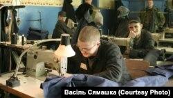 Папраўчая калёнія ў Навасадах - ілюстрацыйнае фота.