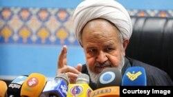 علی سعیدی،نماینده رهبر جمهوری اسلامی در سپاه
