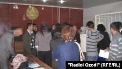 "Суд г. Худжанда принял решение о ликвидации ""Ампаро"" 24 октября 2012 года"