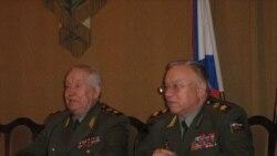Генераллар Мәхмүт Гәрәев һәм Анатолий Куликов