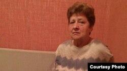 Ольга Котенко, бабушка Кристины