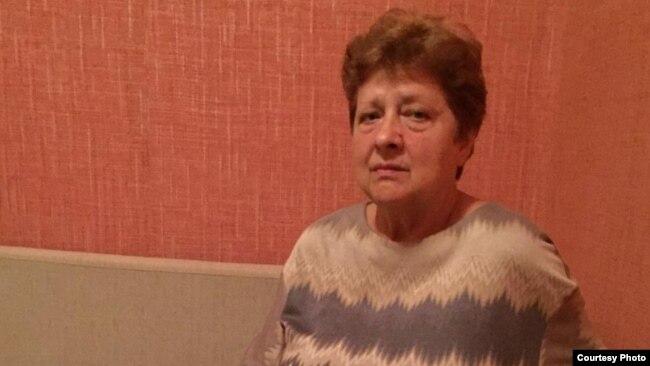 Ольга Котенко, бабушка Кристины.