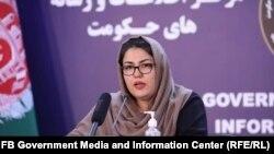 غزال حارس ادارۀ بازرس ریاست جمهوری افغانستان
