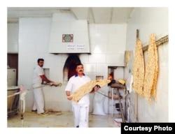 Иранские пекарни