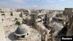 نمایی از حلب