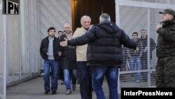 190 узников, признанных политзаключенными, 14 января покинули тюрьмы Грузии
