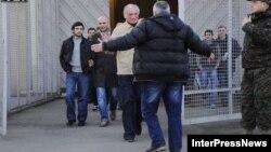 საქართველოში ციხეები დატოვეს პოლიტმატიმრის სტატუსის მქონე პირებმა