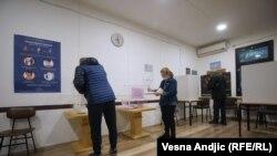 جریان رأیدهی در انتخابات پارلمانی صربیا