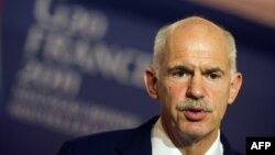 Baş nazir George Papandreou