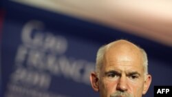 Greek Prime Minister George Papandreou has agreed to step down.