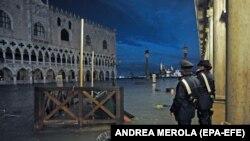 Sheshi Shën Marko në Venecia - 12 nëntor 2019
