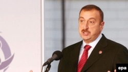 President Ilham Aliyev is expected to be reelected.