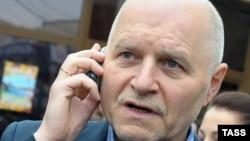 Михаил Шнейдер - один из участников автопробега