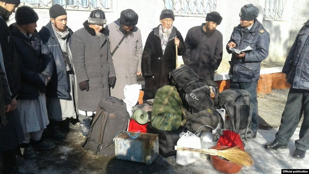 В Кыргызстане арестован предполагаемый лидер течения «Йакын инкар»