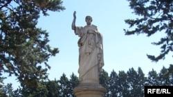 Пам'ятник Тарасу Шевченку у Римі
