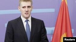 Kryeministri i Malit të Zi, Igor Llukshiq.