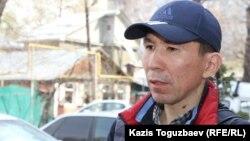 Тәуекелді бағалау тобының директоры Досым Сәтпаев.