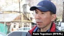 Саясаттанушы Досым Сәтпаев.