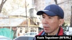 Политолог Досым Сатпаев.