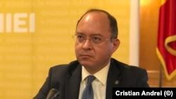Ministrul român al Afacerilor Externe Bogdan Aurescu