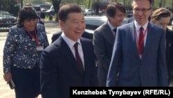 Казахстанский миллиардер Булат Утемуратов в 2016 году.