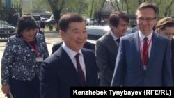 Қазақстандық миллиардер Болат Өтемұратов. 2016 жыл.
