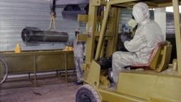Ликвидация химического оружия, Чапаевск, 1987