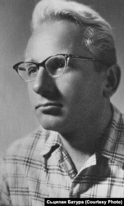 Сьцяпан Батура. 1955 год
