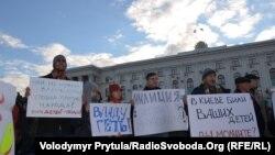 Кримські активісти засуджують застосування сили в Києві